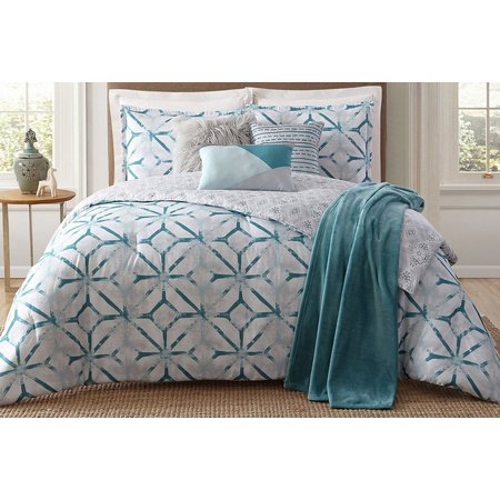 Jennifer Adams Lancaster 7-pc. Comforter Set