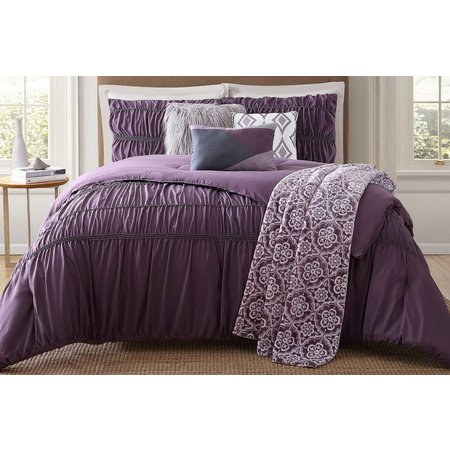Jennifer Adams Minyar 7-pc. Comforter Set