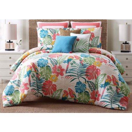 New! Oceanfront Resort Coco Paradise Comforter Set