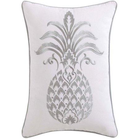 Oceanfront Resort Plantation Pineapple Pillow
