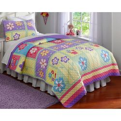 My World Sweet Helena 2-pc. Twin Quilt Set