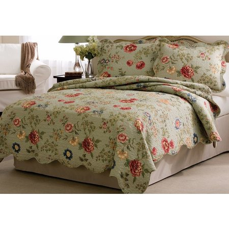 American Traditions Edens Garden 2-pc. Twin Set