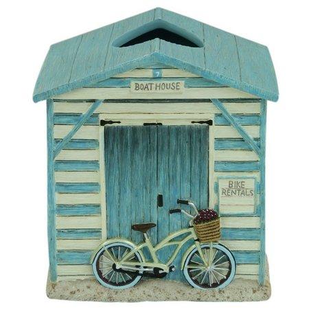 Enchante 163939 Blue Compass Zippered Storage Box  Bealls Florida