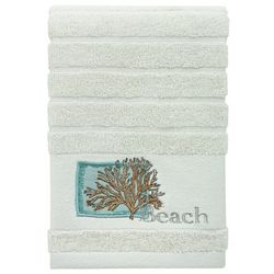 Bacova Chevron Fingertip Towel