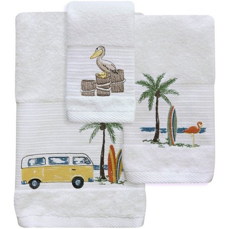 Bacova Shorething Bath Towel Collection