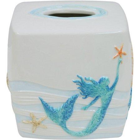 Bacova Sea Splash Tissue Box Cover