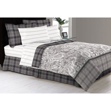 Morgan Home Fashions East Millburn Comforter & Sheet