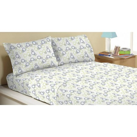 Happiness By Design Space Circles Sheet Set