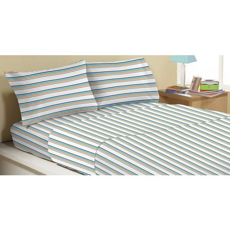 Happiness By Design Electric Bands Sheet Set