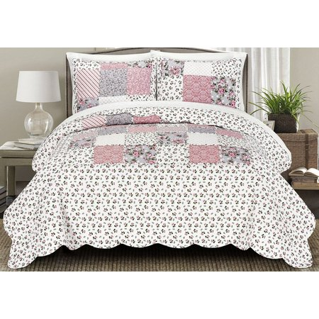 Blissful Living Beatrice Quilt Set
