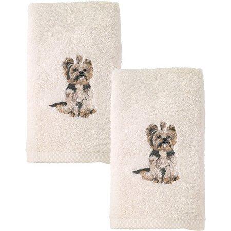 Avanti Yorkshire 2-pc. Hand Towel Set
