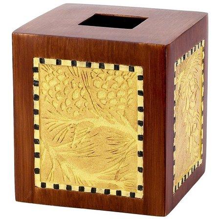 Avanti Adirondack Pine Tissue Box Cover