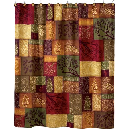 Avanti Adirondack Pine Shower Curtain