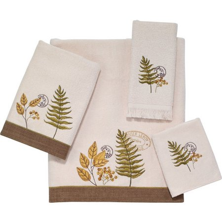 Avanti Foliage Garden Towel Collection