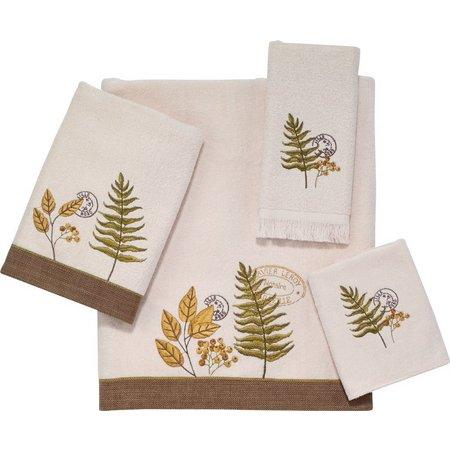 Avanti Foliage Garden Towel Collection