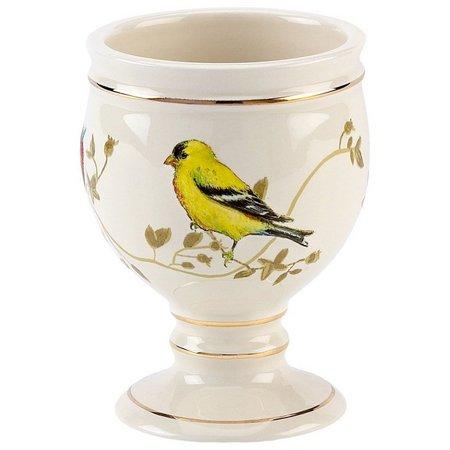Avanti Gilded Birds Bathroom Tumbler