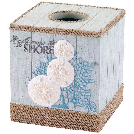 Avanti Beachcomber Tissue Box Cover