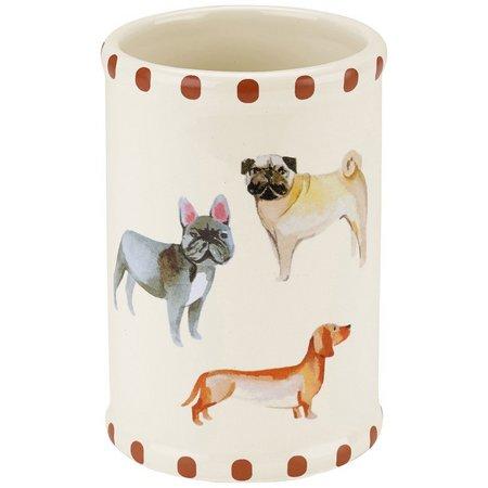 Avanti Dogs On Parade Bathroom Tumbler