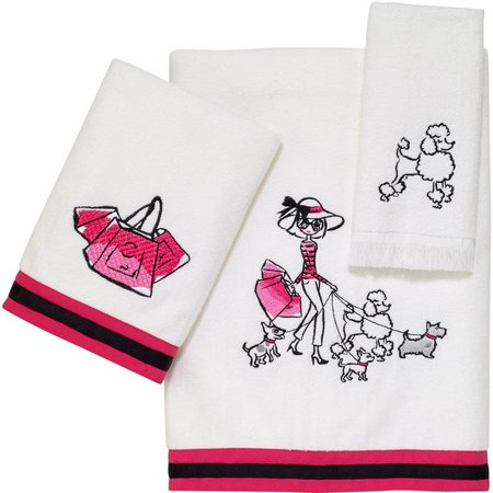 Avanti Chloe Towel Collection