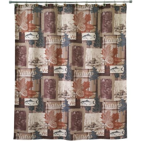 Avanti Nature Walk Shower Curtain