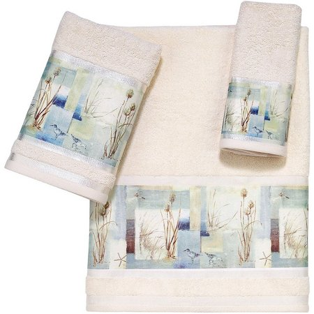Avanti Blue Waters Towel Collection