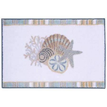 Avanti By The Sea Bath Rug