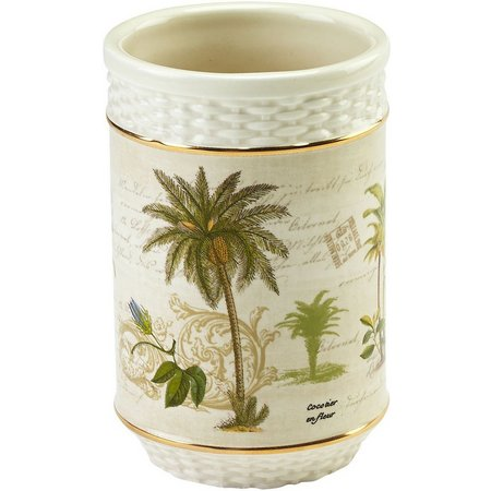 Avanti Colony Palm Bathroom Tumbler