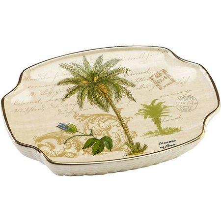 Avanti Skin Care >> Avanti Colony Palm Soap Dish | Bealls Florida