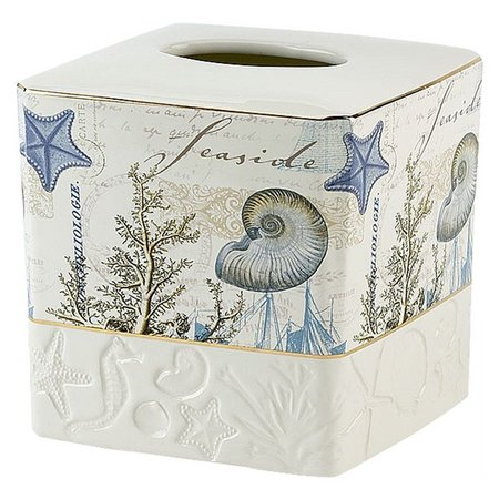 Avanti Antigua Tissue Box