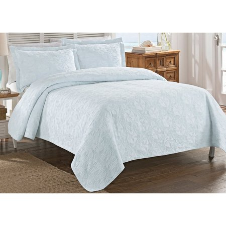 Lamont Home Sanibel Isle Coverlet