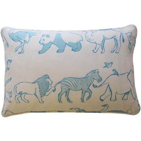 Waverly Kids Buon Viaggio Decorative Pillow