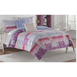 New! Vue Tassa 5-pc. Reversible Comforter Set
