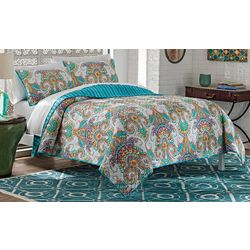 New! Vue Daria 3-pc. Quilt Set