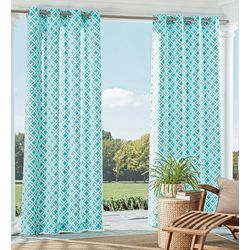 New! Parasol St. Kitts Indoor/Outdoor Curtain Panel