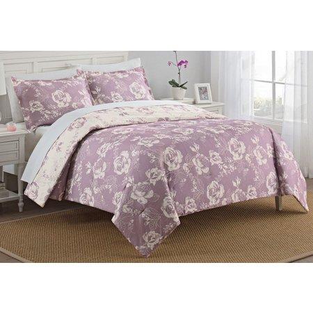 Marble Hill Bonita 3-pc. Reversible Comforter Set