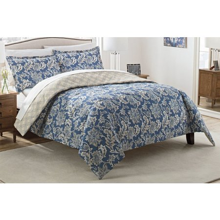 Marble Hill Coventry 3-pc Reversible Comforter Set