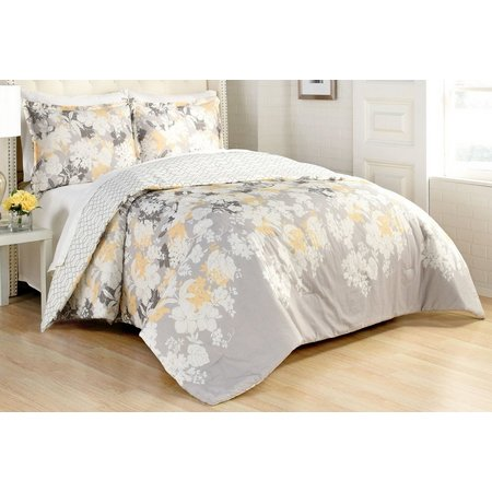 Marble Hill Garden Party 3-pc. Comforter Set