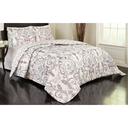 Marble Hill Royal Meadow 3-pc. Comforter Set
