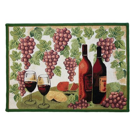 Park B. Smith Wine Table Tapestry Rug