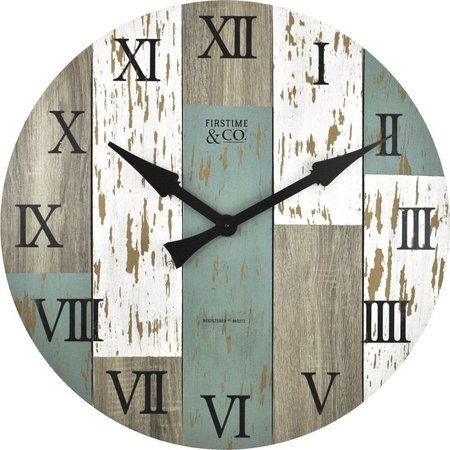 FirsTime 27'' Timberworks Wall Clock