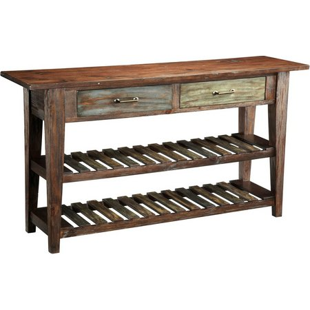 Coast to Coast Courtland 2 Drawer Console Table