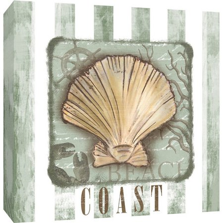 PTM Images Coast Canvas Wall Art