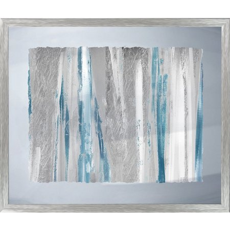 PTM Images Silver Transitionals II Framed Wall Art