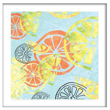 PTM Images Exotic Fruits II Framed Wall Art
