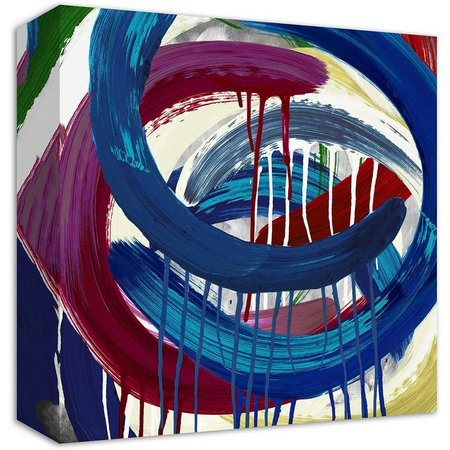 PTM Images Grapes Canvas Wall Art