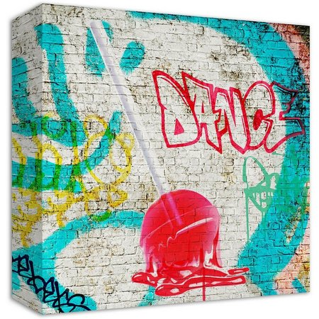 PTM Images Dance Canvas Wall Art