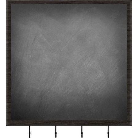 PTM Images Chalkboard With Hooks