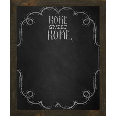 PTM Images Home Sweet Home Chalkboard