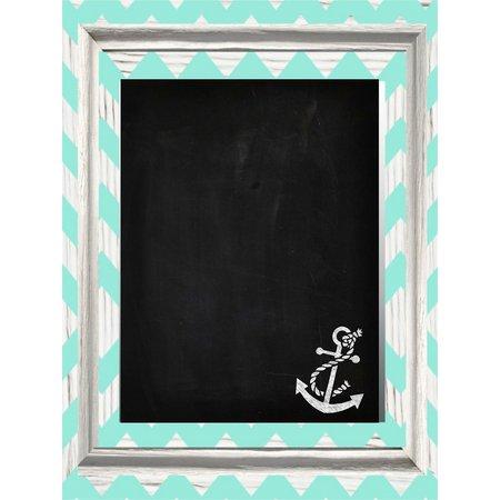 PTM Images Anchor Chevron Chalkboard