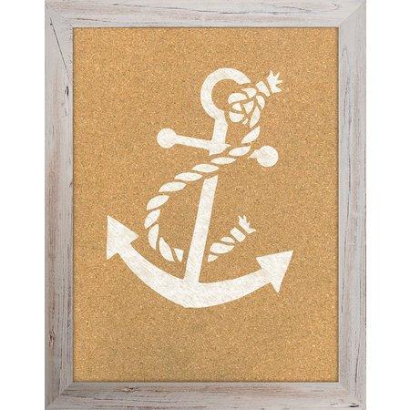 PTM Images Large Anchor Corkboard